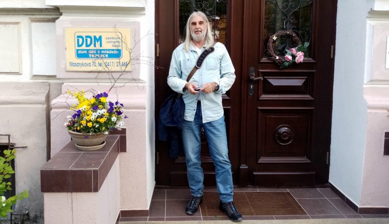 """Aleš Perch: """"Spojení je správný krok, DDM pokračuje ve florbalové činnosti."""""""